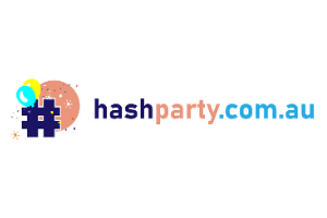 HashParty.com.au at StartupNames Brand names Start-up Business Brand Names. Creative and Exciting Corporate Brand Deals at StartupNames.com.