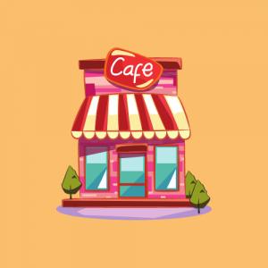 Cafes & Hotels