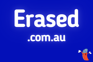 Erased.com.au at StartupNames Brand names Start-up Business Brand Names. Creative and Exciting Corporate Brand Deals at StartupNames.com