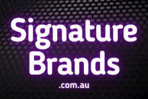 SignatureBrands.com.au at StartupNames Brand names Start-up Business Brand Names. Creative and Exciting Corporate Brand Deals at StartupNames.com