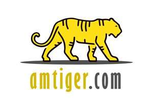 AmTiger.com at StartupNames Brand names Start-up Business Brand Names. Creative and Exciting Corporate Brand Deals at StartupNames.com