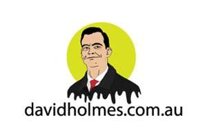 DavidHolmes.com.au at BigDad Brand names Start-up Business Brand Names. Creative and Exciting Corporate Brand Deals at BigDad.com