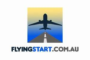 FlyingStart.com.au at StartupNames Brand names Start-up Business Brand Names. Creative and Exciting Corporate Brand Deals at StartupNames.com.