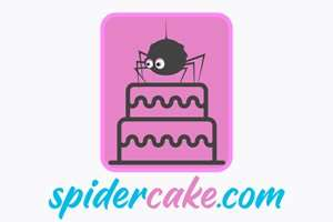 SpiderCake.com at BigDad Brand names Start-up Business Brand Names. Creative and Exciting Corporate Brand Deals at BigDad.com