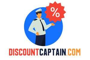 DiscountCaptain.com at BigDad Brand names Start-up Business Brand Names. Creative and Exciting Corporate Brand Deals at BigDad.com