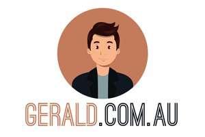 Gerald.com.au at BigDad Brand names Start-up Business Brand Names. Creative and Exciting Corporate Brand Deals at BigDad.com