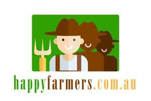 HappyFarmers.com.au at StartupNames Brand names Start-up Business Brand Names. Creative and Exciting Corporate Brand Deals at StartupNames.com