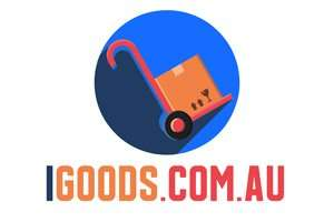 iGoods.com.au at BigDad Brand names Start-up Business Brand Names. Creative and Exciting Corporate Brands at BigDad.com.
