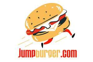 JumpBurger.com at BigDad Brand names Start-up Business Brand Names. Creative and Exciting Corporate Brand Deals at BigDad.com