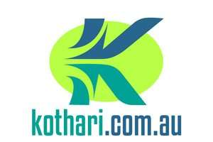 Kothari.com.au at BigDad Brand names Start-up Business Brand Names. Creative and Exciting Corporate Brand Deals at BigDad.com