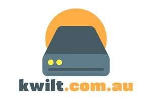 Kwilt.com.au at BigDad Brand names Start-up Business Brand Names. Creative and Exciting Corporate Brand Deals at BigDad.com