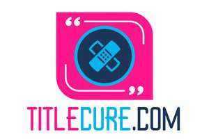 TitleCure.com at StartupNames Brand names Start-up Business Brand Names. Creative and Exciting Corporate Brand Deals at StartupNames.com