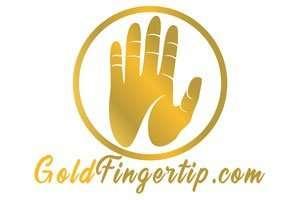 GoldFingertip.com at StartupNames Brand names Start-up Business Br