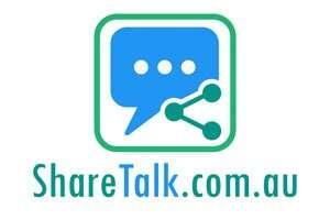 ShareTalk.com.au at StartupNames Brand names Start-up Business Brand Names. Creative and Exciting Corporate Brand Deals at StartupNames.com
