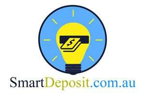 SmartDeposit.com.au at BigDad Brand names Start-up Business Brand Names. Creative and Exciting Corporate Brands at BigDad.com.