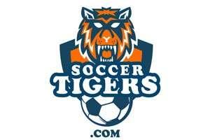 SoccerTigers.com at BigDad Brand names Start-up Business Brand Names. Creative and Exciting Corporate Brand Deals at BigDad.com