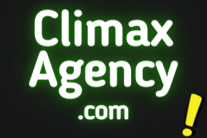 ClimaxAgency.com at StartupNames Brand names Start-up Business Brand Names. Creative and Exciting Corporate Brand Deals at StartupNames.com