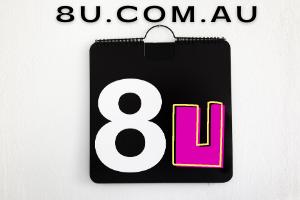 8U.com.au at BigDad Brand names Start-up Business Brand Names. Creative and Exciting Corporate Brand Deals at BigDad.com