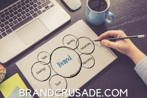 BrandCrusade.com at BigDad Brand names Start-up Business Brand Names. Creative and Exciting Corporate Brand Deals at BigDad.com