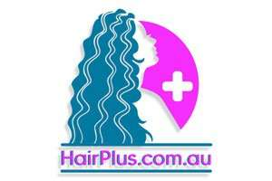 HairPlus.com.au at BigDad Brand names Start-up Business Brand Names. Creative and Exciting Corporate Brand Deals at BigDad.com