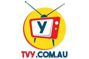 TVY.com.au at BigDad Brand names Start-up Business Brand Names. Creative and Exciting Corporate Brand Deals at BigDad.com