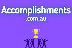 accomplishments.com.au at StartupNames Brand names Start-up Business Brand Names. Creative and Exciting Corporate Brand Deals at StartupNames.com.