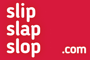 SlipSlapSlop.com at StartupNames Brand names Start-up Business Brand Names. Creative and Exciting Corporate Brand Deals at StartupNames.com.